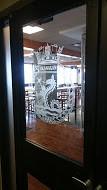 CFB Esquimalt glass or plexi