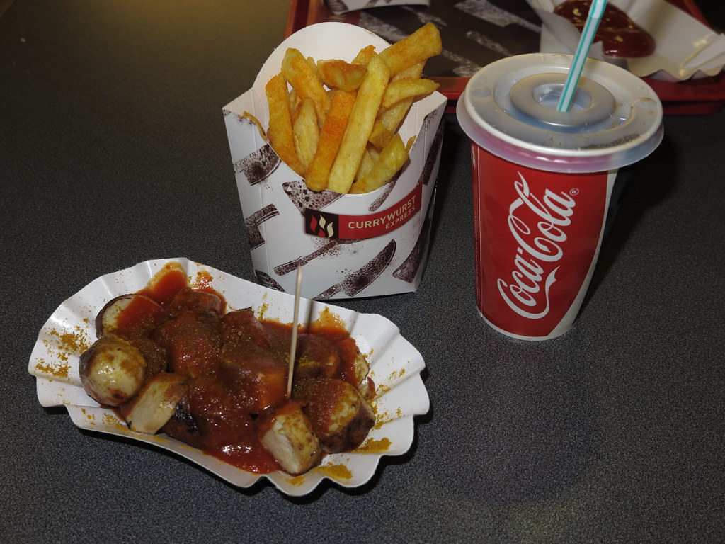 Currywurst Cola