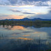 Sunset at Sawhill Ponds - City of Boulder Open Space and Mountain Parks