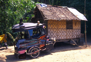 Phils 2015 : Typical Nipa Hut | by pentaxpete