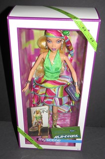My Scene Project Runway Barbie | by The Doll Cafe