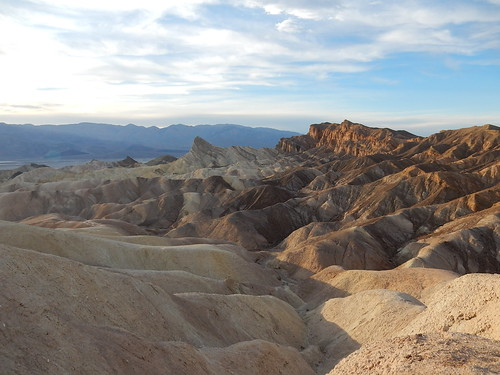 Death Valley NP - Zabriskie Point - 1