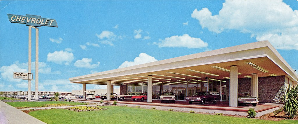 Bob Coyle Chevrolet San Jose Ca 1966 1730 North First St