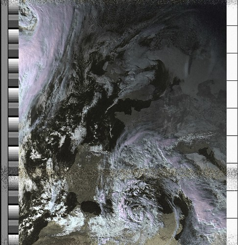 NOAA 19 at 22 Jan 2017 14:27:01 GMT | by csete