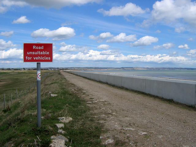 Near Littlestone-on-Sea