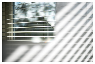 Window with blinds | by leo.roos