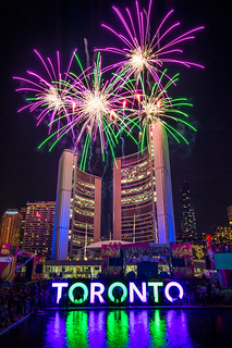 Toronto: City Hall at night | by The City of Toronto