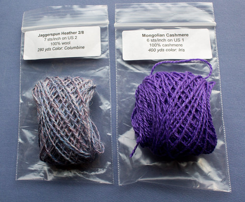 Yarn of the Month Club, July 2015 | by Terriko