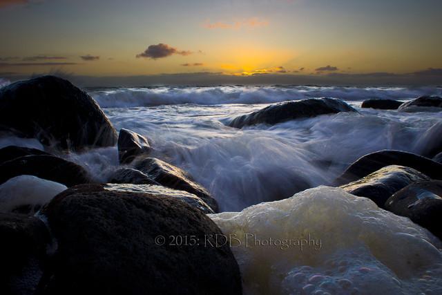 Seafoam Sunset 4