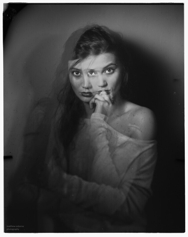 4x5 Double Exposure