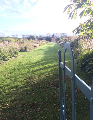 The gate at Ballymaloe Cookery School | by The Abundant Kitchen