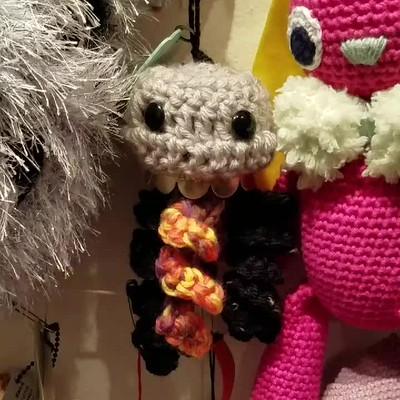 Amigurumi made by LoveDincy - Home   Facebook   400x400