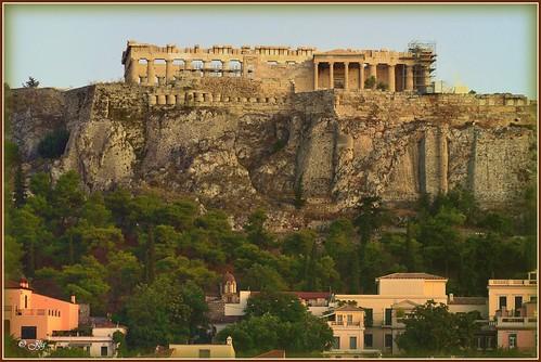 grecia ελλάδα ακρόπολησ αθήνα