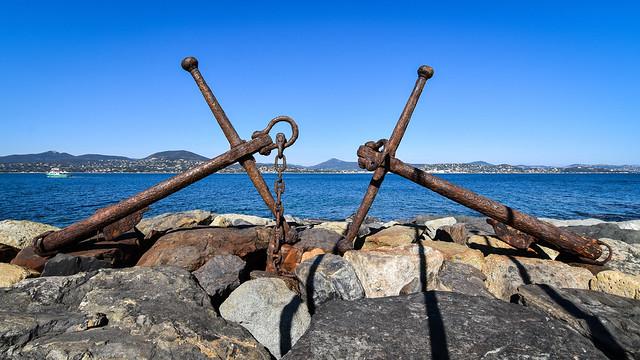 Mémorial aux Nations libératrices de Saint-Tropez