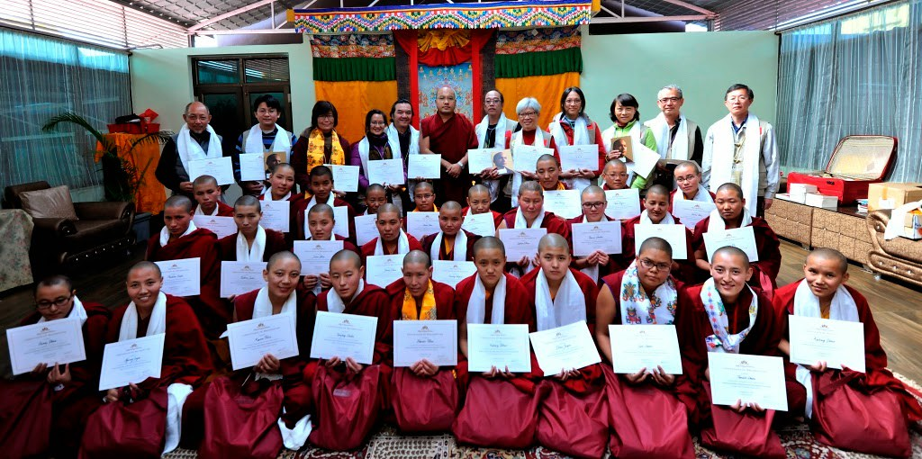 2015.01.12-19 Nuns Train to be Health Workers
