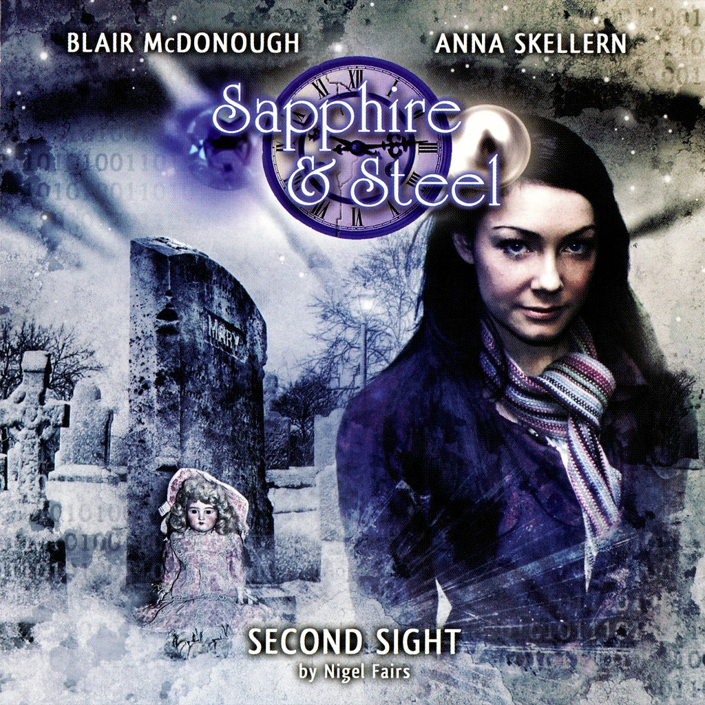 3 1-Second Sight | Sapphire & Steel Second Sight Big Finish
