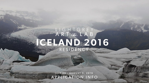 2016 Iceland Residency | by Light Grey Art Lab