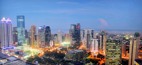 Ortigas Center Panorama | by Christian Bederico