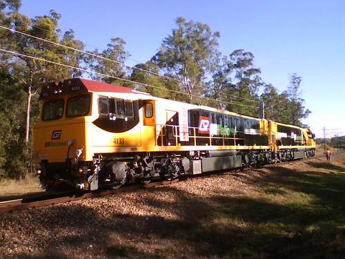 train trains locomotive walkers qrn