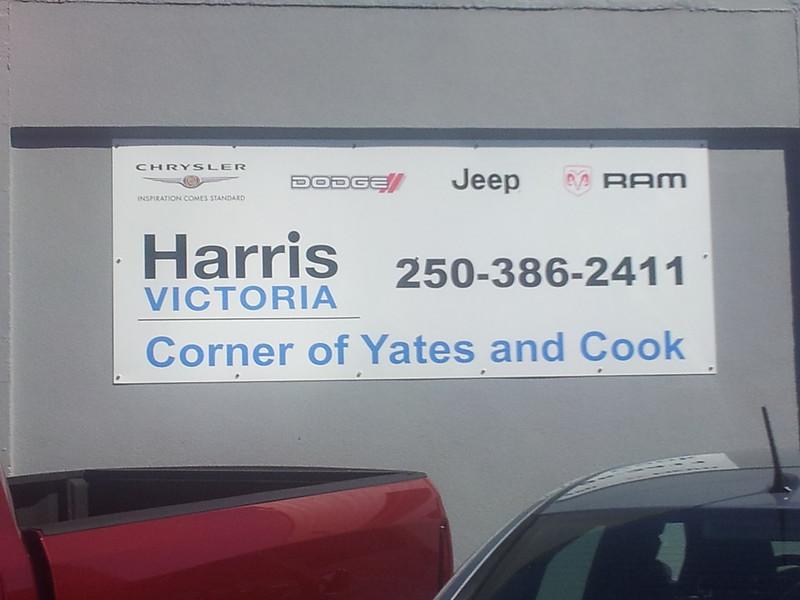 Harris Used