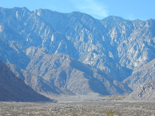 Desert Hot Springs - bergen