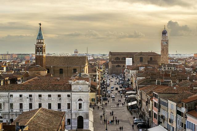 La mia amata Chioggia 💞