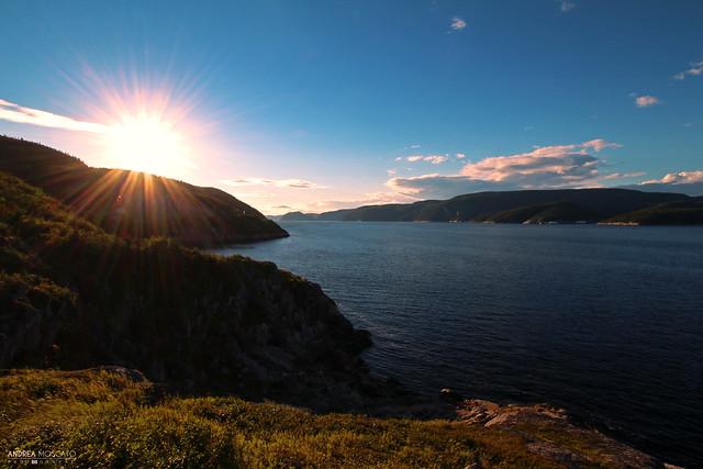 Baie Sainte Catherine - Saguenay River (Québec, Canada)