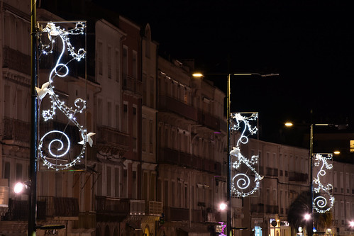 Sète, illuminations 2016 | by EclairagePublic.eu