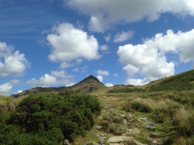 The Welsh Matterhorn