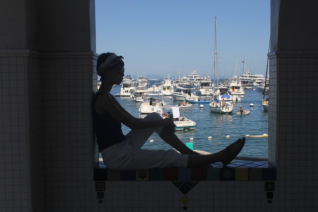 Athena at the Harbor