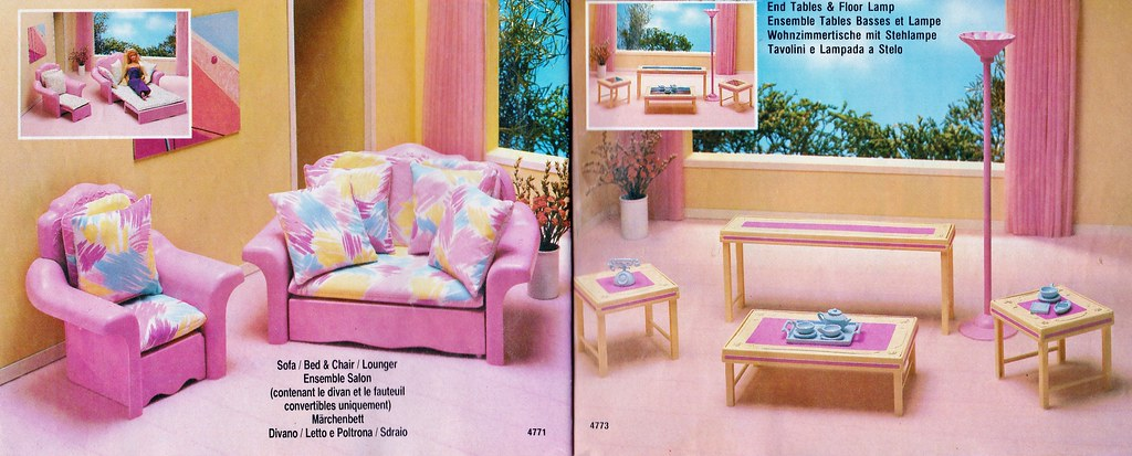 Excellent 1987 Living Pretty Sofa Bed Chair Lounger 4771 19 Bralicious Painted Fabric Chair Ideas Braliciousco