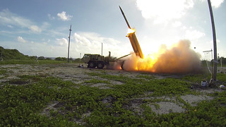 THAAD 2nd Launch | by U.S. Missile Defense Agency