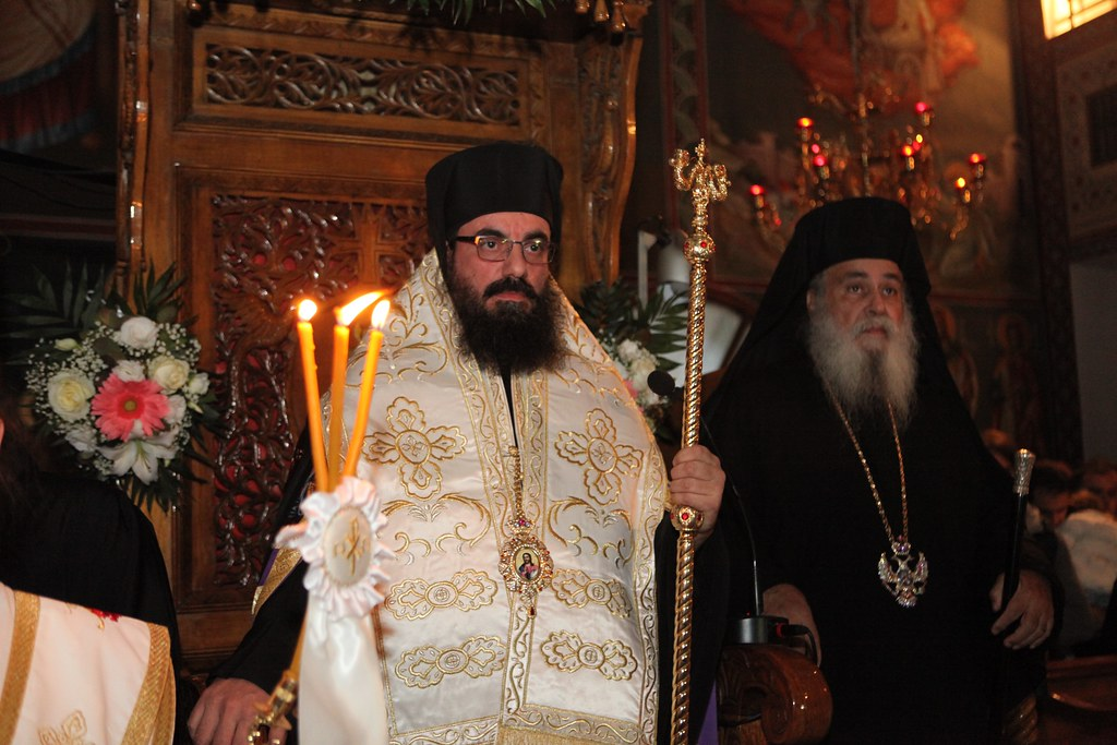 Ενθρόνιση Μητροπολίτου Θεσσαλονίκης Γρηγορίου