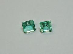Colombian emeralds