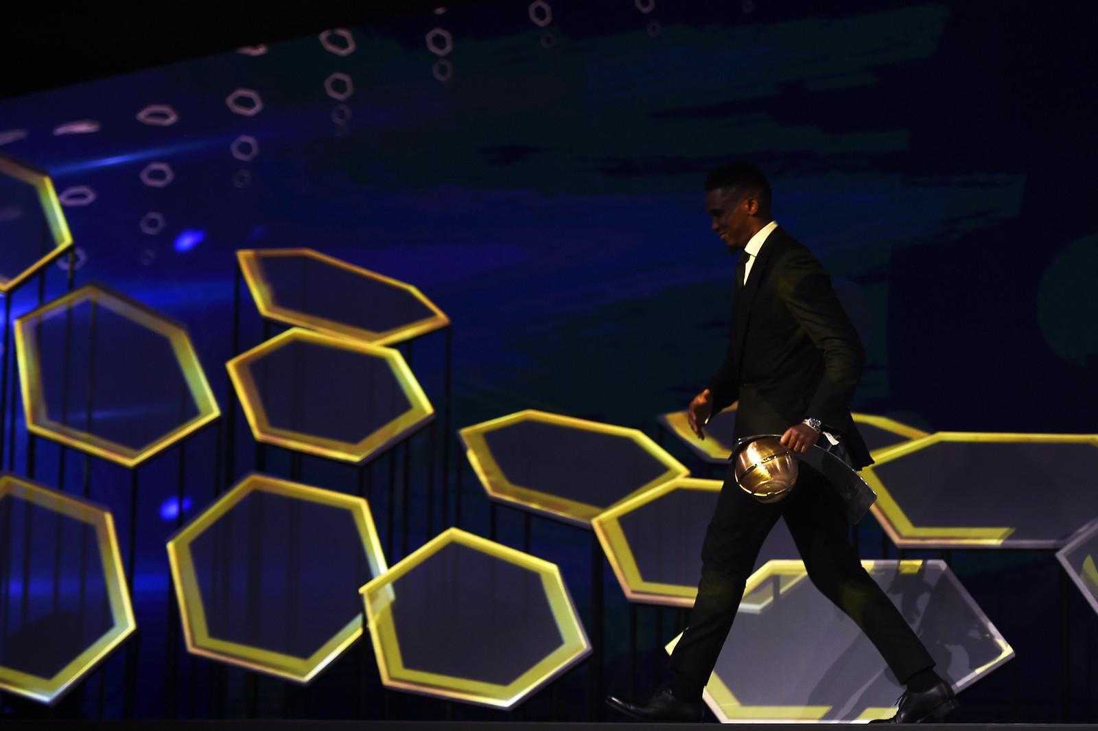 """""""Globe Soccer Award 2016"""""""