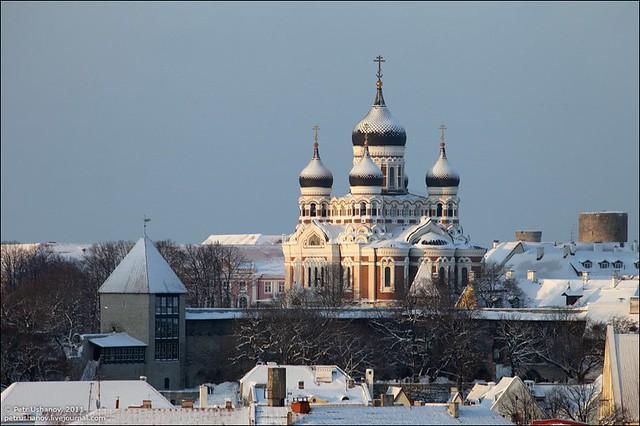 6 января 2017 года. Поездка хора в Эстонию