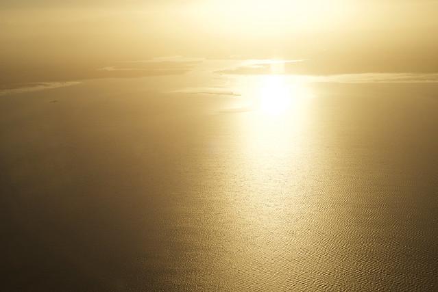 New Zealand dream golden atmosphere ...