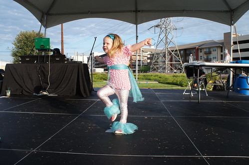 Invented Super Girl Winner: Mermaid Superhero - Hannah Brian | by CASA of Travis County