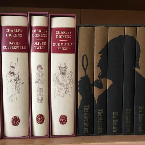 Dickens and Sherlock | by Matt From London