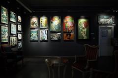 Batalion Comics Museum Prague