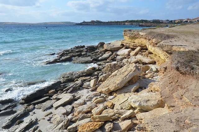 Il mare mangia la terra - The sea eat the ground