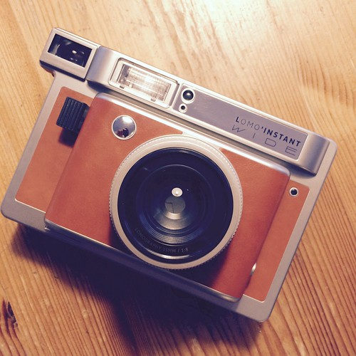 Lomo Instant'Wide | by photog_at