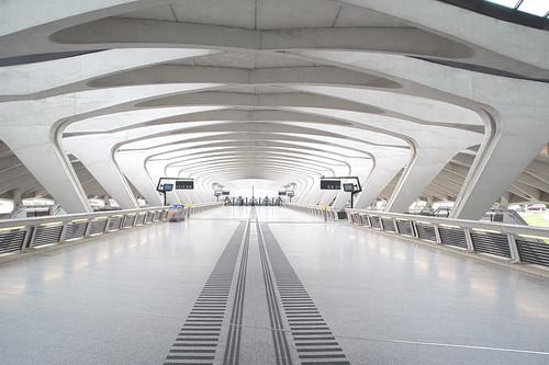Gare Aéroport Lyon St. Exupery | by Frischluftjunky