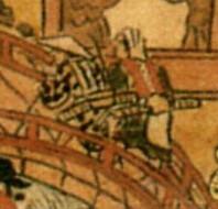 粉河寺参詣曼荼羅図