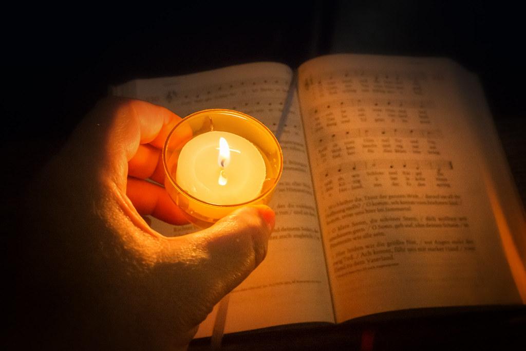 Roratemesse Im Advent