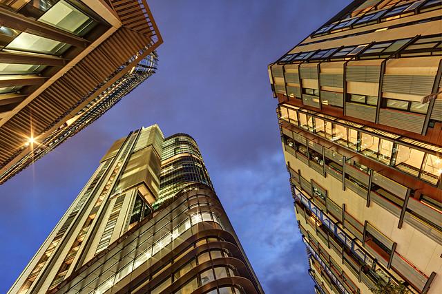 Previous: Barangaroo Towers at Twilight