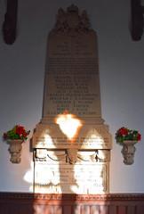 war memorial by Cautley