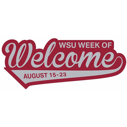 It's Week of Welcome @wsupullman! Check out the calendar at www.wow.wsu.edu for events, activities & lots of free stuff! #WSU #GoCougs #WSUWOW