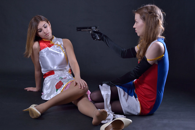 Brianna and Skye Cosplay Shoot Part 3