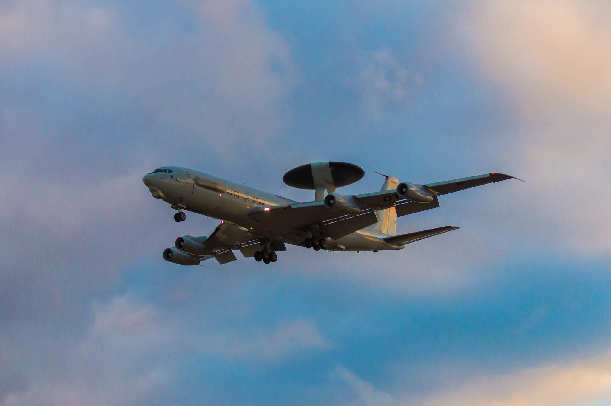 Boeing Sentry de la OTAN